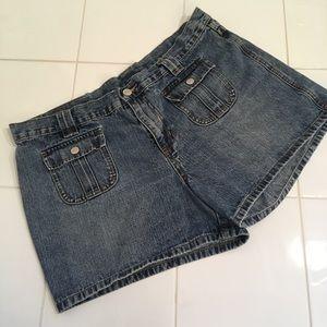 Ralph Lauren Polo Jeans Company Denim Shorts